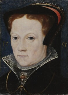 Queen Mary I, after Anthonis Mor (Antonio Moro), 1555 - NPG 4174 - © National Portrait Gallery, London