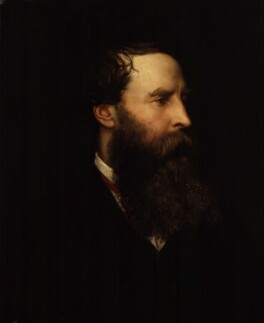 George Heming Mason, by Valentine Cameron Prinsep, circa early 1860s -NPG 1295 - © National Portrait Gallery, London