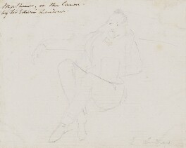 Charles Mathews, by Edwin Landseer - NPG 3097(3)