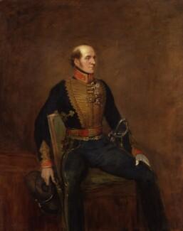 Sir John May, by William Salter - NPG 3738