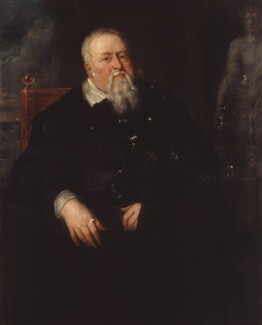 Sir Theodore Turquet de Mayerne, after Sir Peter Paul Rubens, 17th century, based on a work on 1630 - NPG 1652 - © National Portrait Gallery, London