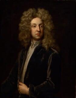 Arthur Maynwaring, by Sir Godfrey Kneller, Bt, circa 1710 - NPG 3217 - © National Portrait Gallery, London