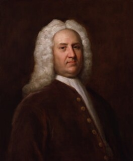 Richard Mead, by Jonathan Richardson - NPG 4157