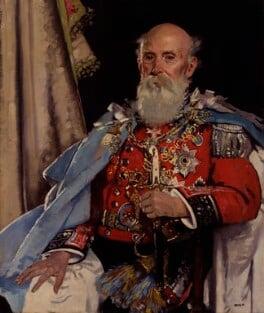 Reginald Brabazon, 12th Earl of Meath, by Sir William Orpen - NPG 2624