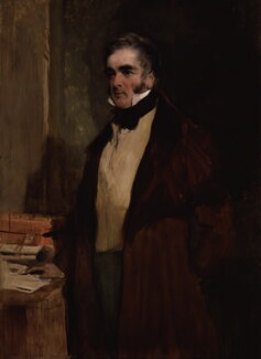 William Lamb, 2nd Viscount Melbourne, by Edwin Landseer - NPG 3050