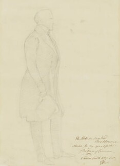 William Lamb, 2nd Viscount Melbourne, by Sir George Hayter - NPG 4342