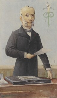 Félix Jules Méline, by Jean Baptiste Guth ('GUTH'), 1897 - NPG 4707(19) - © National Portrait Gallery, London