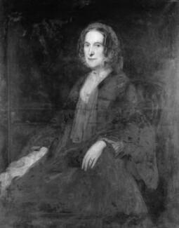 Hester Jean Frances, Lady Melvill, by John James Napier - NPG 4825a