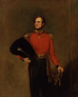 Douglas Mercer (later Henderson Mercer), by William Salter, 1834-1840 - NPG 3739 - © National Portrait Gallery, London