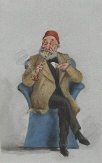 Midhat Pasha, by Sir Leslie Ward - NPG 4707(21)