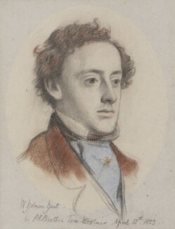 Sir John Everett Millais, 1st Bt, by William Holman Hunt - NPG 2914