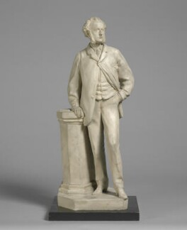 Sir John Everett Millais, 1st Bt, by Sir Joseph Edgar Boehm, 1st Bt - NPG 1516