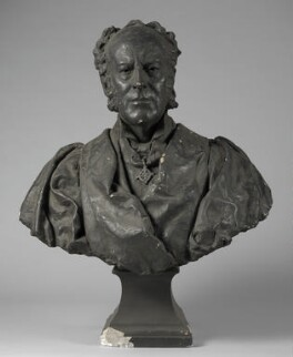 Sir John Everett Millais, 1st Bt, by (Edward) Onslow Ford - NPG 1329
