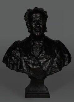 Sir John Everett Millais, 1st Bt, by (Edward) Onslow Ford, 1923 - NPG 1329a - © National Portrait Gallery, London