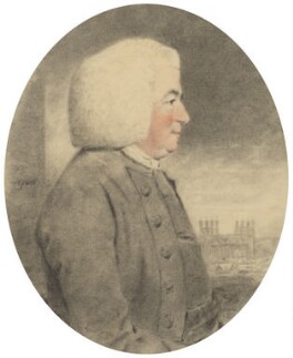 Jeremiah Milles, by John Downman - NPG 4590