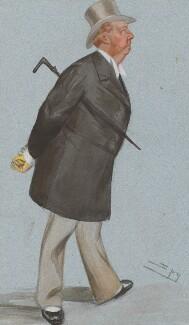 Edward Nugent Leeson, 6th Earl of Milltown, by Sir Leslie Ward - NPG 4728