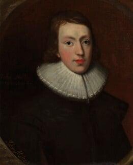John Milton, by Unknown artist, circa 1629 - NPG 4222 - © National Portrait Gallery, London