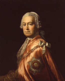 Sir Andrew Mitchell, after Allan Ramsay - NPG 2514