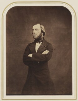 S.A. Mitchell (?Silas Weir Mitchell), by Maull & Polyblank - NPG P106(14)