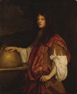 Unknown man, formerly known as James Scott, Duke of Monmouth and Buccleuch, after Sir Peter Lely, based on a work of 1670 - NPG 556 - © National Portrait Gallery, London