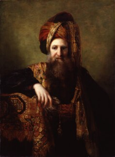Edward Wortley Montagu, by Matthew William Peters - NPG 4573