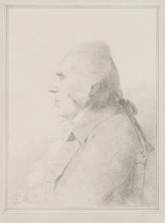 John Moore, by George Dance - NPG 1148