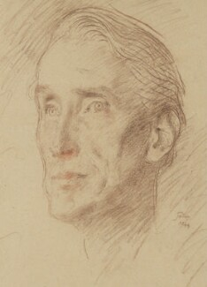 Charles Langbridge Morgan, by Augustus John - NPG 4472