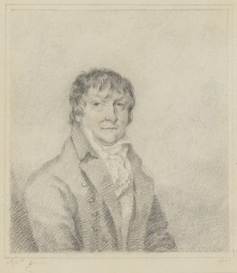 George Morland, by Sophie Jones - NPG 4370