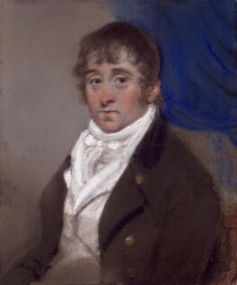 George Morland, by John Raphael Smith - NPG 3661