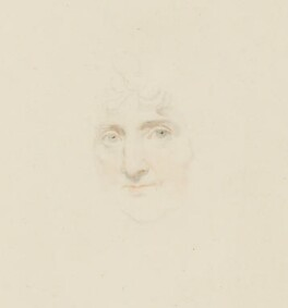 Anne Wellesley (née Hill), Countess of Mornington, by Sir Thomas Lawrence - NPG 2665