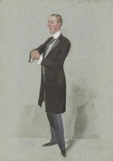 John Edward Bernard Seely, 1st Baron Mottistone, by Sir Leslie Ward - NPG 2967