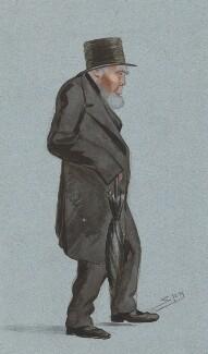 Stephen Moore, 3rd Earl Mountcashell, by Sir Leslie Ward - NPG 2590