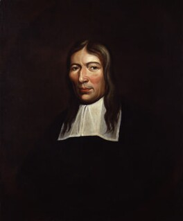 Lodowicke Muggleton, by or after William Wood - NPG 4939