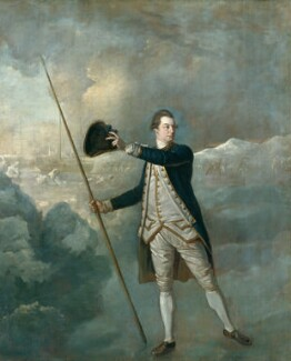 Constantine John Phipps, 2nd Baron Mulgrave, by Unknown artist - NPG 1094