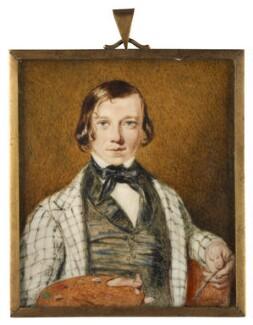 William James Müller, by William James Müller, 1825-1850 - NPG 1304 - © National Portrait Gallery, London
