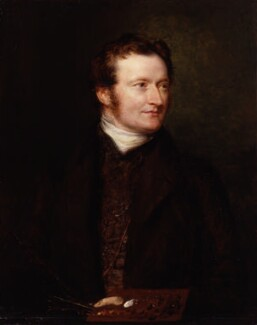William Mulready, by John Linnell - NPG 1690