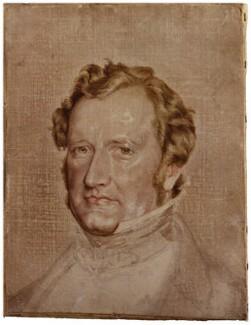 William Mulready, by William Mulready - NPG 4450