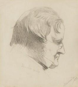 William Mulready, by Charles Hutton Lear - NPG 1456(22)