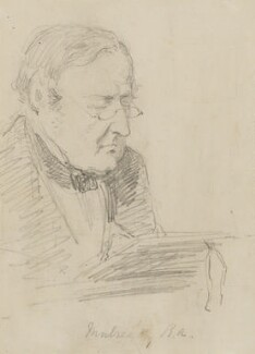 William Mulready, by Charles Bell Birch - NPG 2473