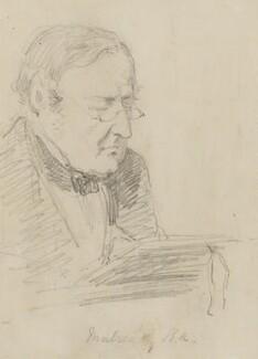 William Mulready, by Charles Bell Birch - NPG 2473