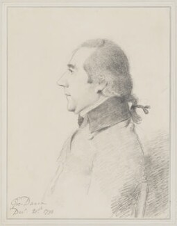Joseph Shepherd Munden, by George Dance - NPG 1149