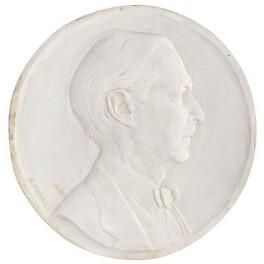 Sir Alfred James Munnings, by Frank Kovacs - NPG 4120