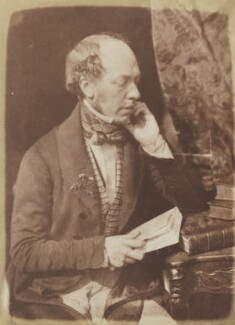 John Murray, by David Octavius Hill, and  Robert Adamson - NPG P6(27)