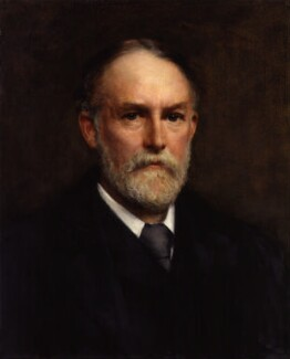 Frederic William Henry Myers, by William Clarke Wontner - NPG 2928