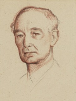 Leopold Hamilton Myers, by William Rothenstein - NPG 4790