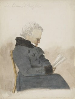 Sir Edmund Nagle, by Sir Hilgrove Turner - NPG 4858