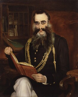 Sir Charles James Napier, attributed to Smart,  - NPG 3964 - © National Portrait Gallery, London