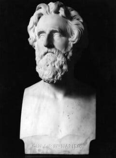 Sir William Francis Patrick Napier, by George Gammon Adams, 1855 - NPG 1197 - © National Portrait Gallery, London