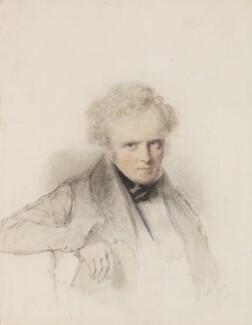 Frederick Nash, by Jules Noguès - NPG 2688