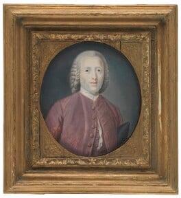 John Turberville Needham, by Jean Baptiste Garand - NPG 4889